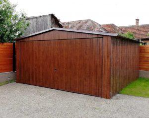 plechova garaz 4x5
